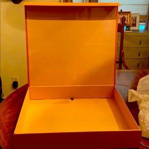 Beautiful Louis Vuitton box.